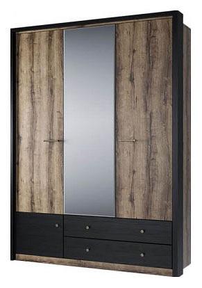 Шкаф платяной Jagger 3DG2S Z