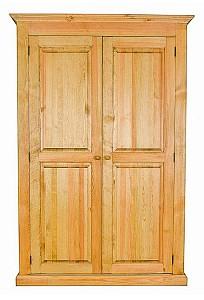 Шкаф платяной El Arm 2P
