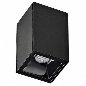 Встраиваемый светильник DL1878 DL18781/01M Black