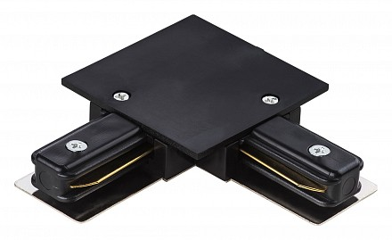 Соединитель угловой L-образный для треков Barra 501127