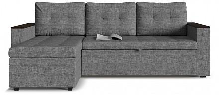 Угловой диван-кровать Атланта дельфин