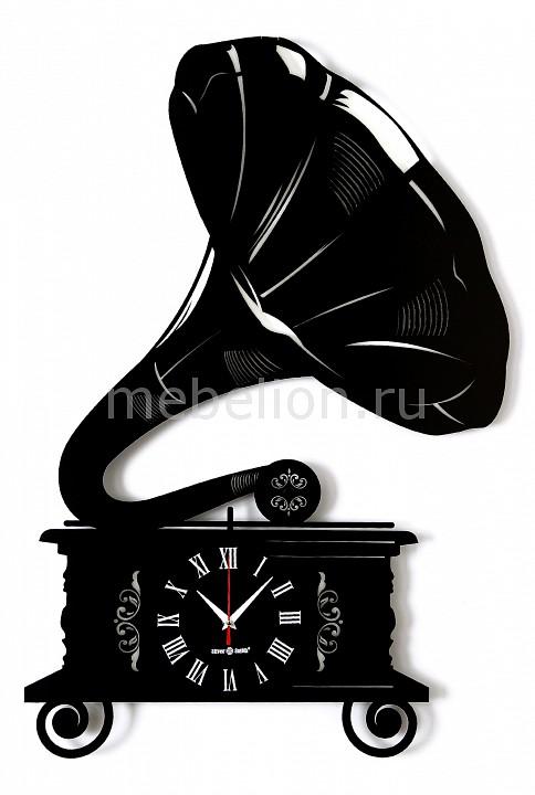 Настенные часы Silver Smith (53.4х80 см) GRAMOPHONE 04007bk0 smith chu cl38 628 6 stainless steel barber shears salon hair cutting scissors silver 7cm blade