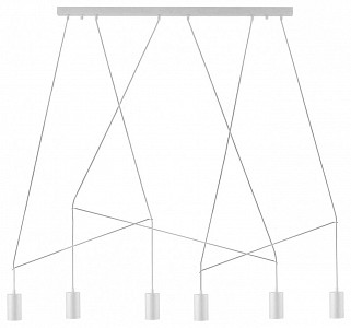 Потолочный светильник 6 ламп Imbria NVD_9674