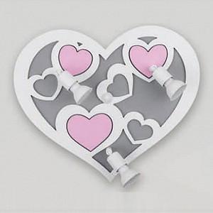 Спот поворотный Heart, 3 лампы GU10 по 35 Вт., 4.88 м², цвет  матовый