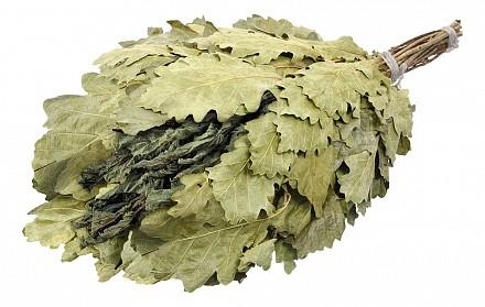 Веник для бани лиственный (50x30 см) С крапивой 32011