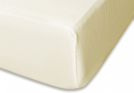 Простыня на резинке (120х200х25 см) Cleo MS