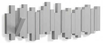 Вешалка настенная (49.5x2.5x18 см) Sticks 318211-918