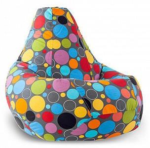 Кресло-мешок Пузырьки Жаккард L
