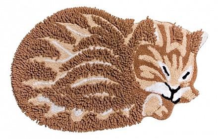 Ковер детский (50х80 см) Кошка