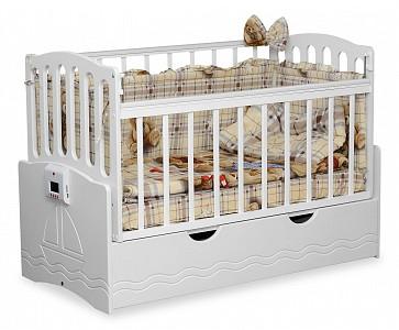Детская кровать Укачай-ка 03 UKA_03-BE