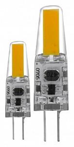 Комплект из 2 ламп светодиодных Led лампы G4 2700K 220-240В 1,8Вт 11552