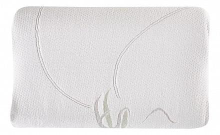 Подушка ортопедическая (47х30х10 см) Memory Foam
