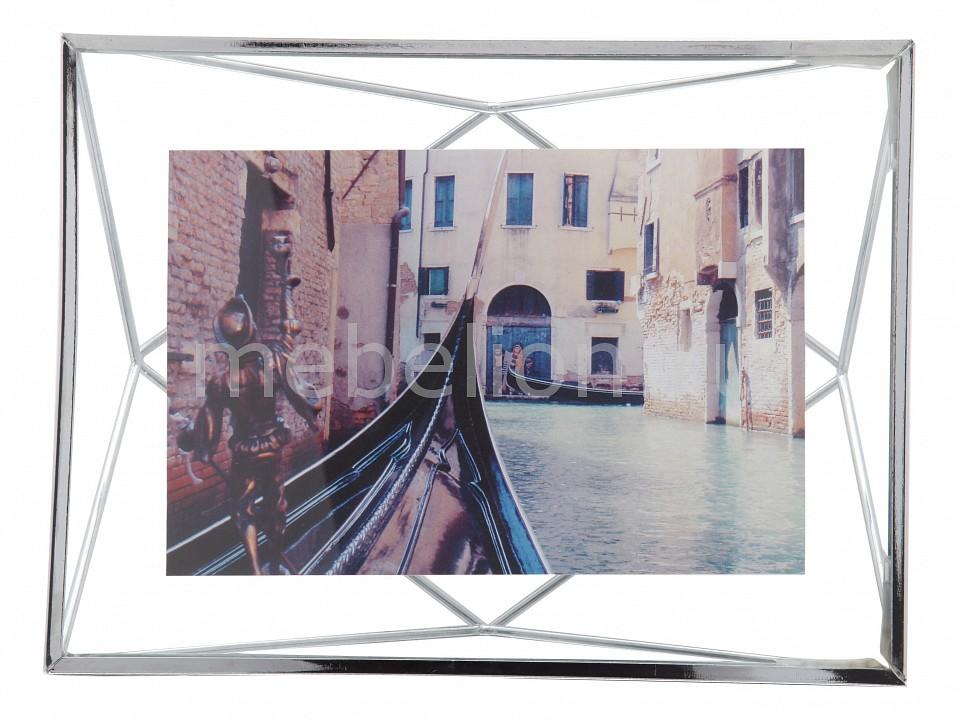 Фоторамка настольная Umbra (20.3х15.2 см) Prisma 313016-158 umbra зеркало декоративное prisma