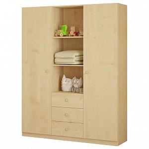 Шкаф комбинированный Polini kids Simple