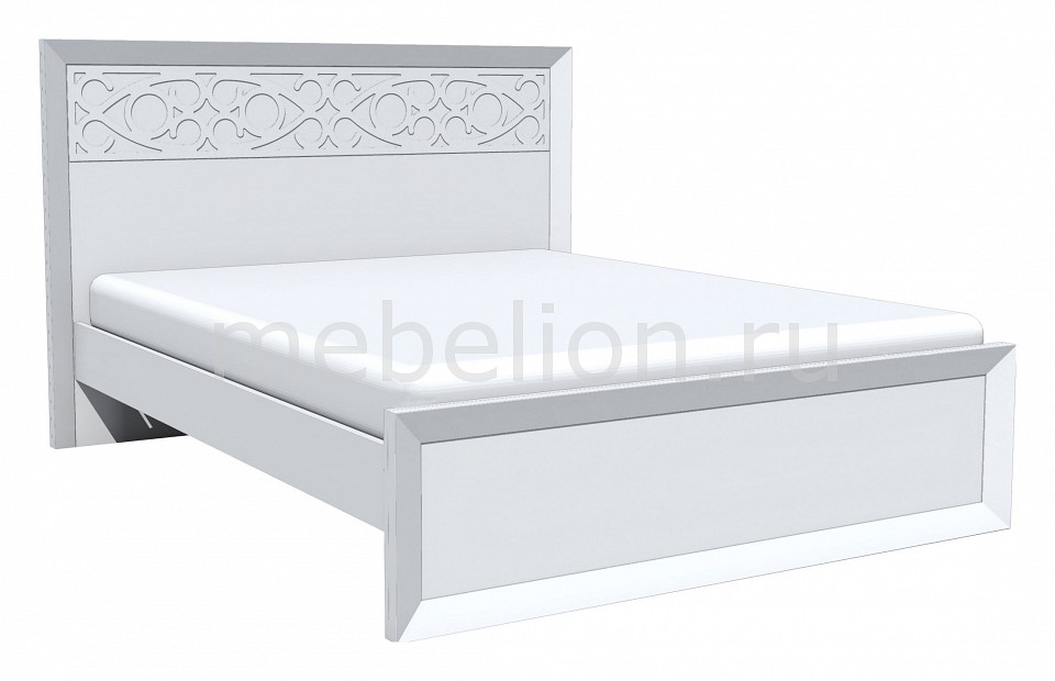 Кровать двуспальная Адель НМ 014.40-01