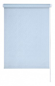 Штора рулонная Бриз 90x175 см., цвет голубой