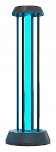 Бактерицидный светильник UGL-T01A-36W/UVCO BLACK UL-00007264