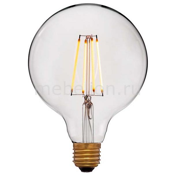 Лампа светодиодная G125 E27 4Вт 240В 2200K 056-793