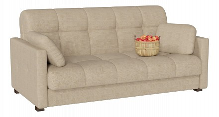 Прямой диван-кровать Парма 1 Аккордеон / Диваны / Мягкая мебель