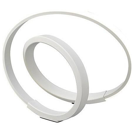 Купить Настольная лампа декоративная Infinity White 5994K, Mantra