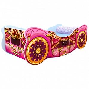 Кровать-машины Люкс KMA_K002