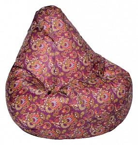 Кресло-мешок Огурцы Бордо XL