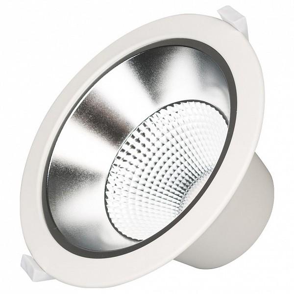 Встраиваемый светильник Ltd-Legend LTD-LEGEND-R115-10W Warm3000 (WH, 50 deg) фото