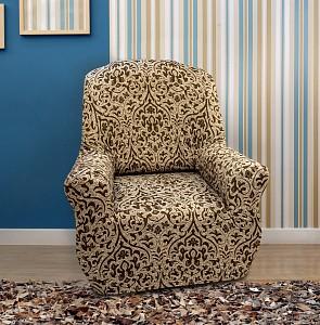 Чехол для кресла Богемия М Беж