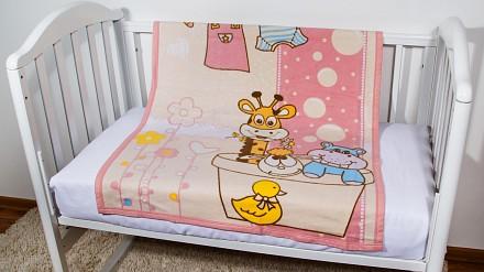 Одеяло детское Купание