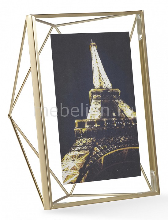Фоторамка настольная Umbra (22.9х17.8 см) Prisma 313015-221 umbra зеркало декоративное prisma