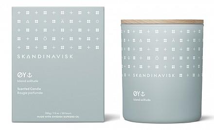 Свеча ароматическая (8.1х9.6 см) Oy SK20102