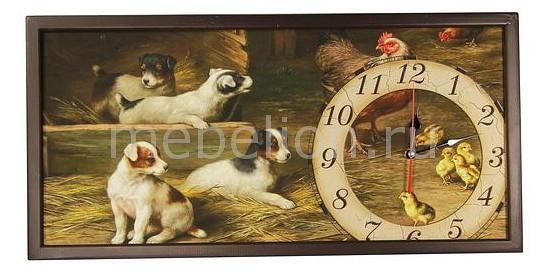 Настенные часы Акита (60х30 см) 3060-2 цена и фото