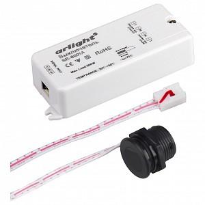 Датчик движения SR-8001A Black (220V, 500W, IR-Sensor)