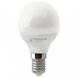 Лампа светодиодная [LED] Thomson E14 8W 3000K