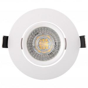 Встраиваемый светильник DK302 DK3020-WH