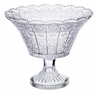 Чаша декоративная (23.5х20 см) Muza Crystal 695-014