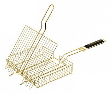 Решетка-гриль (62х30х5.5 см) Boyscout Gold 61901