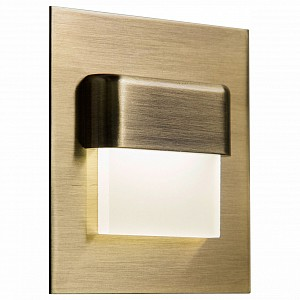 Встраиваемый светильник Скалли CLD006K3