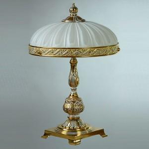 Настольная лампа декоративная Navarra 02228T/3 WP