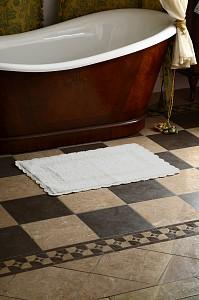 Коврик для ванной (50х80 см) Лейс