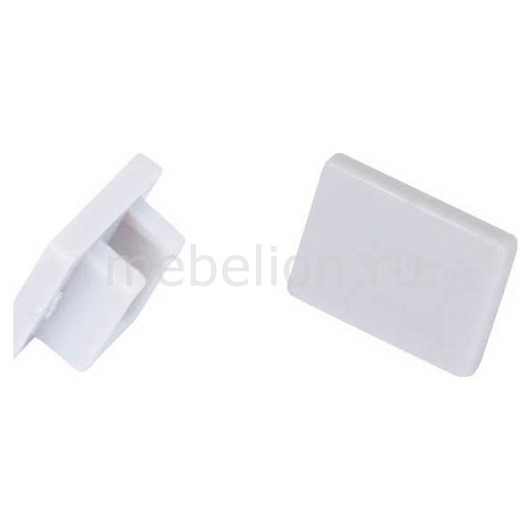 Купить Заглушка 1850 CAP 18509.1, Donolux, белый, полимер