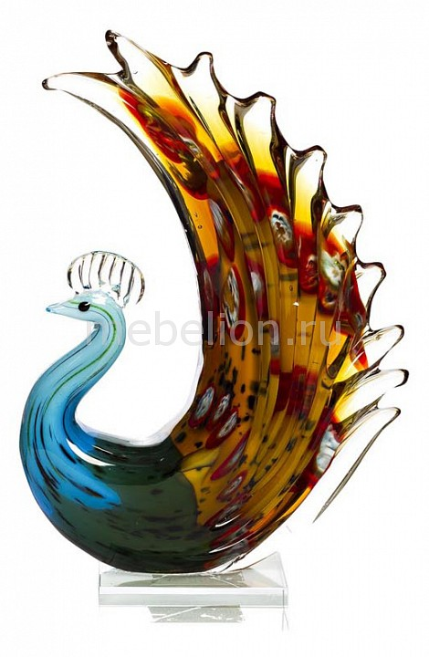 Статуэтка Garda Decor (17.5х6х26 см) Glass F6424