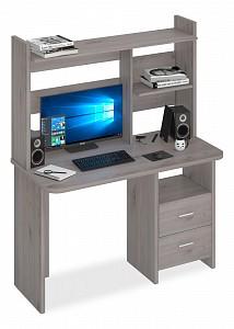 Стол компьютерный Домино Lite СКЛ-Прям120Р+НКЛ-120