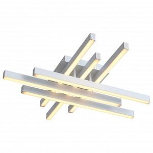 Металлическая люстра Intersezione SL838.502.06