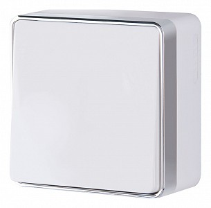 Выключатель одноклавишный WL15-01-01 a036760