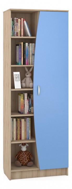Шкаф MOBI MOB_Nika413_blue от Mebelion.ru