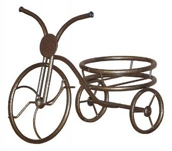 Подставка для цветов (41x27x28 см) Велосипед-1 14908