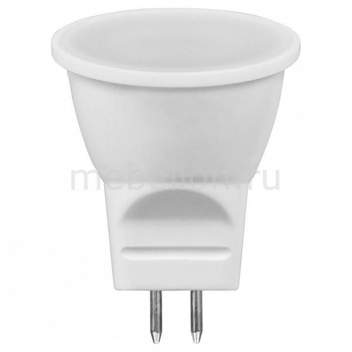 Купить Лампа светодиодная GU5.3 220В 3Вт 4000 K LB-271 25552, Feron