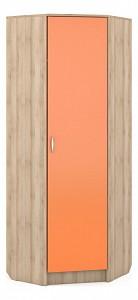 Модульный угловой шкаф Ника MOB_Nika404_orange