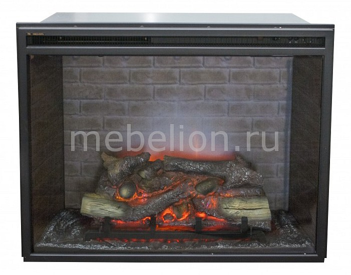 Электроочаг встраиваемый Real Flame (71х22.3х62.5 см) Leeds 33 SDW 00000003195 710 mini sit for fryers flame failure device ffd thermostat 0710743 710743